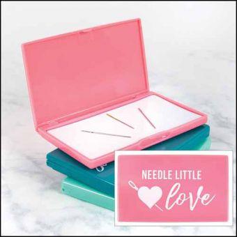 Nadelaufbewahrung mit magnetischer Funktion - Needle Little Love