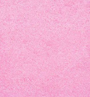 Zweigart - Stafil Frottee-Babylätzchen 40 - rosa