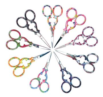 Coloured Scissors