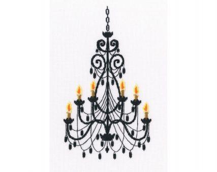 """RTO - Cross-stitch kits """"Luxurious chandelier"""""""