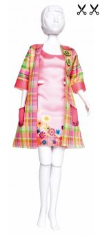 Dress Your Doll - Making Couture - Kleider Set - Betty Madras