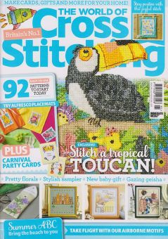 The World Of Cross Stitching - Issue 295