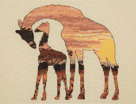 Super SALE Anchor Maia - Giraffes Silhouette