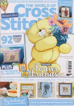 The World Of Cross Stitching - Issue 296
