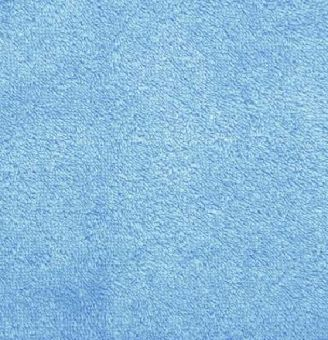 Zweigart - Stafil Frottee-Babylätzchen 51 - blau