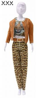 Dress Your Doll - Making Couture - Kleider Set - Kitty Tiger