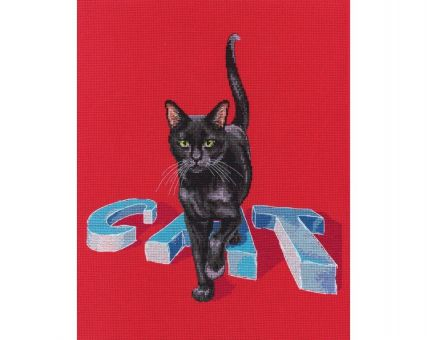 "RTO - Cross-stitch kits ""Cat"""