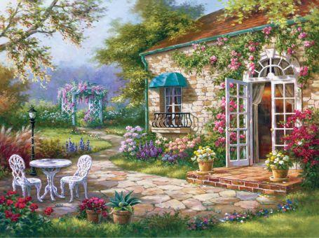 Diamond Painting Artibalta - Summer House