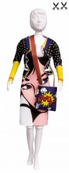 Dress Your Doll - Making Couture - Kleider Set - Lizzy Pop Art