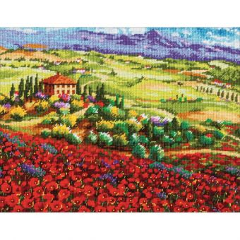 Dimensions Crafts Gobelin - Tuscan Poppies