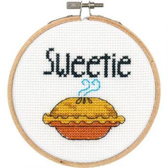 Dimensions Crafts Stitch Wits - Sweet Pie