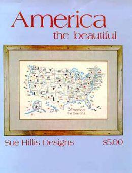 Sue Hillis Designs - America The Beautiful