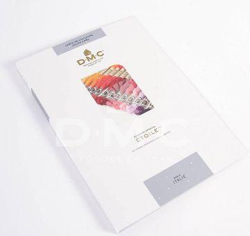 DMC Mouliné Special Étoile floss card