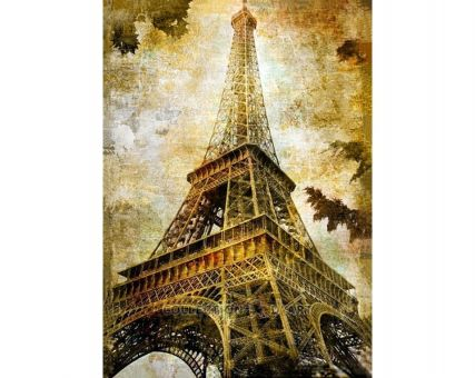 Diamond Embroidery/ Diamond Painting - Paris