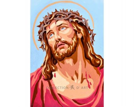 Diamond Embroidery/ Diamond Painting - Jesus Christ