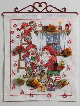 Anchor - Christmas Gifts Calendar