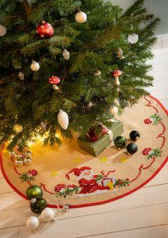 Anchor - Santa & Gifts Carpet