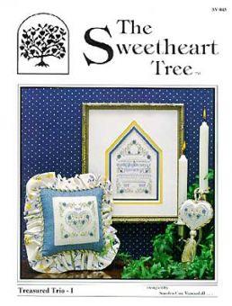 Sweetheart Tree - Treasured Trio I