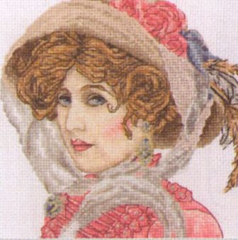 Super SALE Anchor Maia - Victorian Portrait