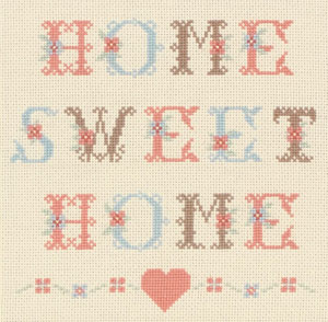 Anchor - Home Sweet Home