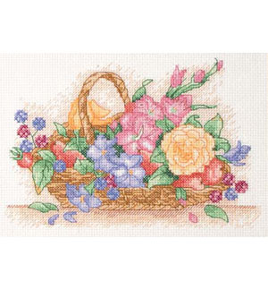 Anchor - Floral Basket