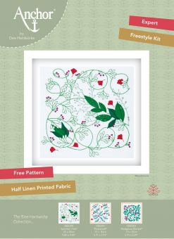 Super SALE Anchor Embroidery Freestyle - Summer Vine