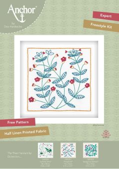 Super SALE Anchor Embroidery Freestyle - Pimpernel