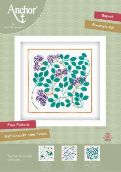 Super SALE Anchor Embroidery Freestyle - Hedgerow Berries