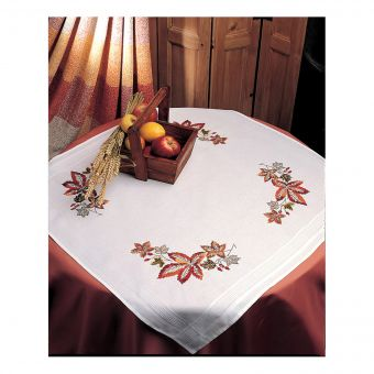 Anchor Freestyle - Autumn Tablecloth