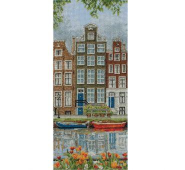 Anchor - Amsterdam Street Scene