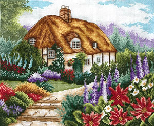 Anchor - Cottage Garden In Bloom