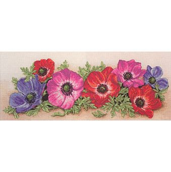 Anchor - Spray Of Anemones