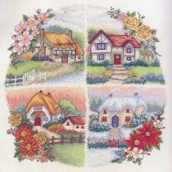 Super SALE Anchor - Jahreszeiten - Seasonal Cottages