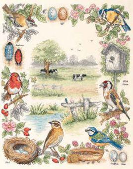 Anchor Premier Collection - Birds Sampler
