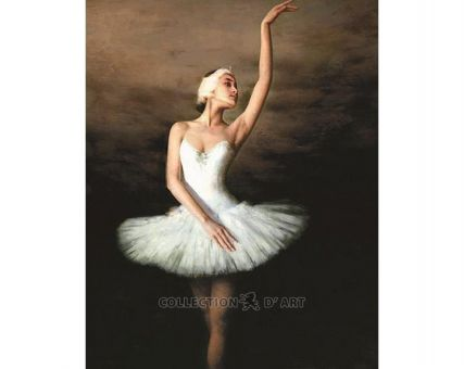Diamond Embroidery/ Diamond Painting - Ballerina