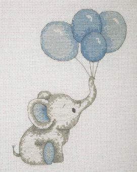 Super SALE Anchor - Boy Balloons