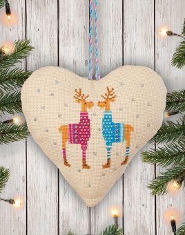 Super SALE Anchor - Festive Door Hanger Reindeer