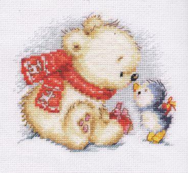 Alisa - Eisbär und Pinguin