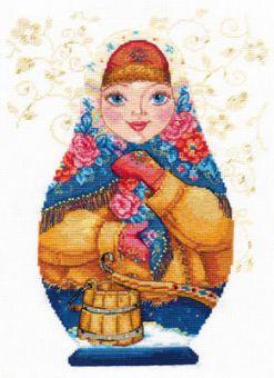 Alisa - Matreshki - Winter Beauty