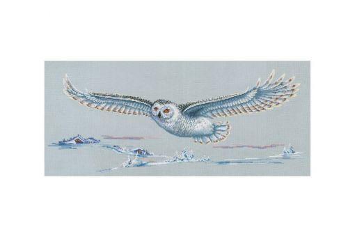 ANDRIANA - POLAR OWL