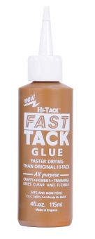 Hi-Tack Fast Tack Glue: 115ml