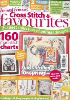 Cross Stitch Favourites - Special issue Aninmal Friends