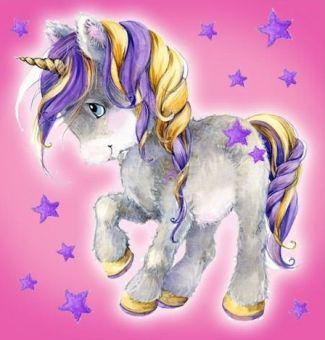 Diamond Embroidery/ Diamond Painting - Little unicorn