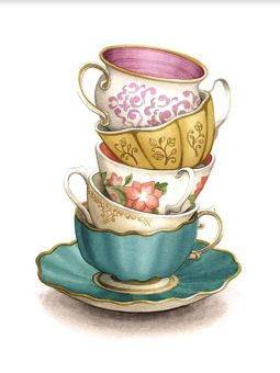 Diamond Painting Artibalta - Collection of the Cups