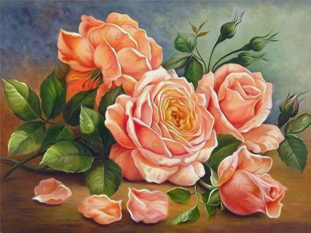Diamond Painting Artibalta - Rose Aroma