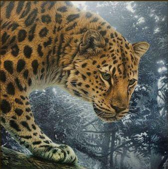 Diamond Painting Artibalta - Jungle Hunter