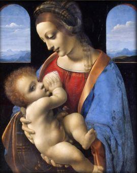 Diamond Painting Artibalta - Madonna Litta
