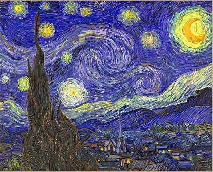 Diamond Painting Artibalta - The Starry Night