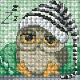 Diamond Painting Artibalta - DREAMING OWL