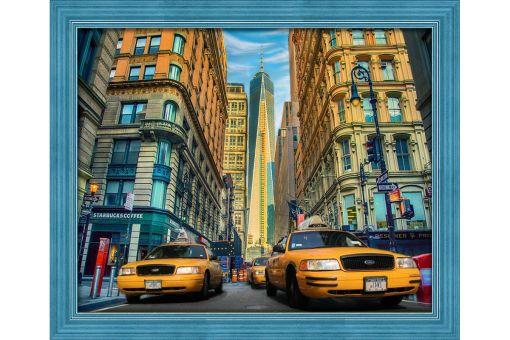 Diamond Painting Artibalta - NEW YORK TAXI